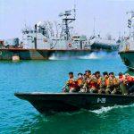 Переход из Каспийского в Черное море совершат 15 боевых кораблей