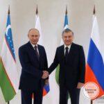 Putin Özbekistan cumhurbaşkanı Şevket Mirziyoyev ile telefonda görüştü