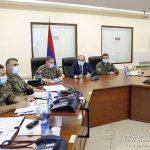 Ողջ հայ ժողովուրդը բանակի կողքին է. ՀՀ վարչապետը հանդիպել է ՊՆ և ԶՈՒ ղեկավար կազմին