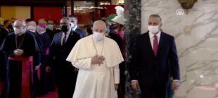 Rıdvan Seyyid: Papa'nın Irak ziyareti: Bir arada yaşama, vatandaşlık ve barış mesajı