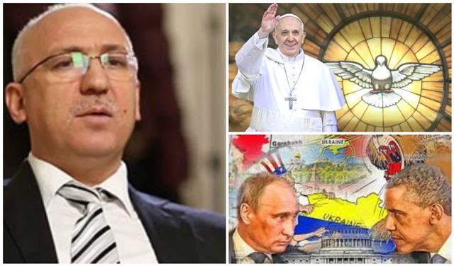 Katolikler Ortodoks Kilisesini böldü!