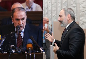 Ermenistan'da seçimin galibi Pasinyan