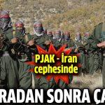 İran KDP'si ilk eylemini yaptı: 7 İran askeri yaralı