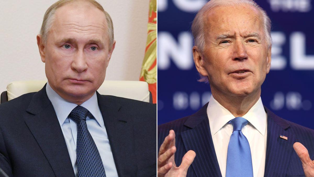 Biden Putin'e kırmızı çizgileri gösterebilecek mi
