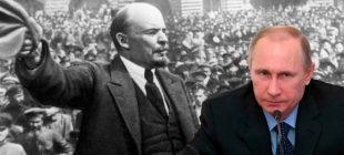 Putin Lenin'in naaşını Azizler'e benzetti