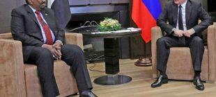Putin Sudan'a Üs Kurmaya gider mi?