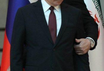 Putin'in yemin törenini bekleyiniz