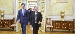 Suriyede iktidar kavgası: Esed, Putin'in karşısında durmak isterse, Putin'in adı Rusya tarihinden silinir