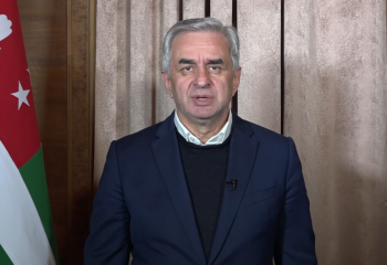Abkhazian leader resigns, new elections called