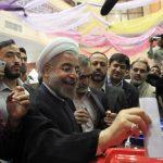 Ruhani yeni devletin göreve başlama töreninde ne mesajlar verdi?