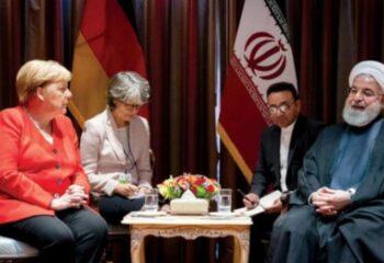 Almanya ile İran nükleer anlaşmayı masaya yatırdılar