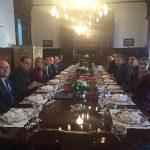 Diriöz'den Rus basını ile tanışma toplantısı