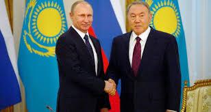 Rusya Kazakistan'a mı girmek istiyor?