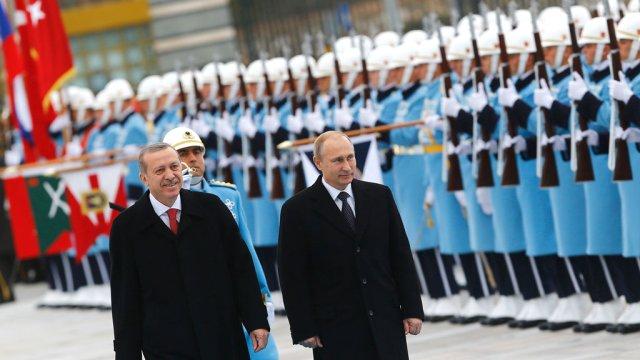 Türkiye ile Rusya'nın işbirliğinden başka çıkış yolu yok'