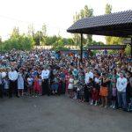 В Саратове прошел грандиозный праздник «Ураза-байрам для всех-2017!»