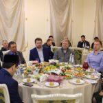 Мукаддас Бибарсов: семья Бикташевых Рашида хаджи и Эльмиры ханум организовали ифтар в честь Священного месяца Рамадан