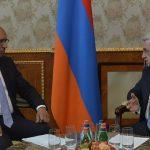 Роухани устроил холодный душ Армении