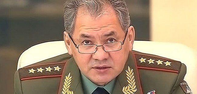 Türk kökenli Rusya Savunma Bakanı Sergey Şoygu'dan Suriye operasyonuna destek!