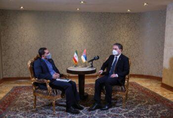 Sırbistan İran  ekonomik ilişkileri gelişme yolunda adımlar atılıyor