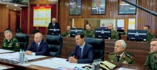 Suriye'de güç mücadelesi: Şam ve Çar'ın daimi gölgesi