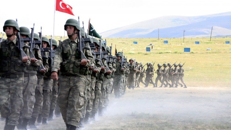 Türkiyə ordusu keçmiş nüfuzunu geri qaytarır