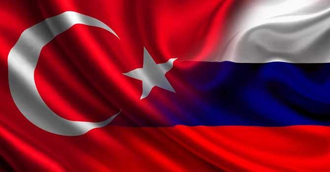 Rusya'da Türkiye'yi düşman olarak görenlerin oranı yüzde 8'e geriledi