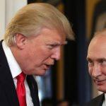 Trump ve Putin'den ortak açıklama Çin'e karşı gövde gösterisi mi