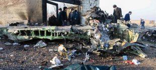 İran'da düşen uçakta Rus füzesi şüphesi