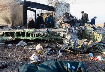 Tahran'da bir uçak kazası daha mı yaşanacaktı