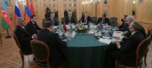 В Москве состоялось первое заседание трёхсторонней Рабочей группы Азербайджана, России и Армении