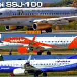 ABD Ambargosu, Ticari uçak Piyasası