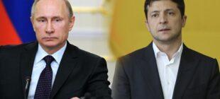 Зеленский назвал Ватикан идеальным местом для встречи с Путиным