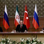 Türkiyə-Rusiya-İran üçlüyünün Suriya ittifaqının növbəti toplantısı baş tutdu