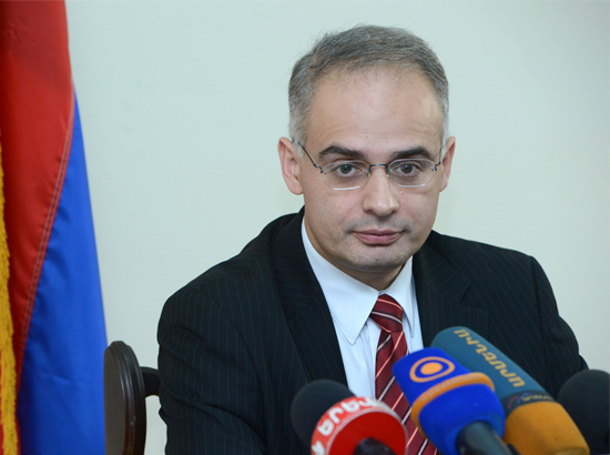 Ես բոլորին կոչ եմ անում վստահել միայն Հայաստանի պետությանը